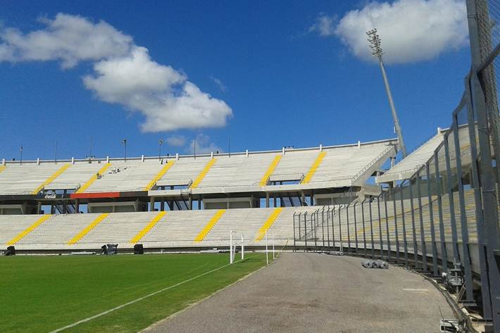 Stadio Penjarola u Urugvaju