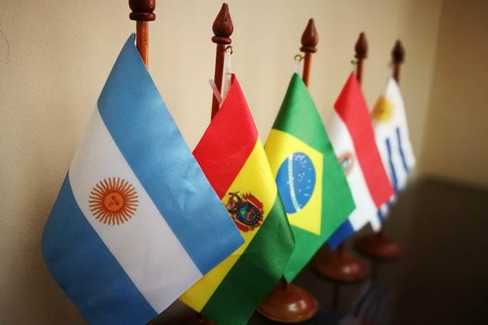 Svetsko prvenstvo u Urguvaju zastave
