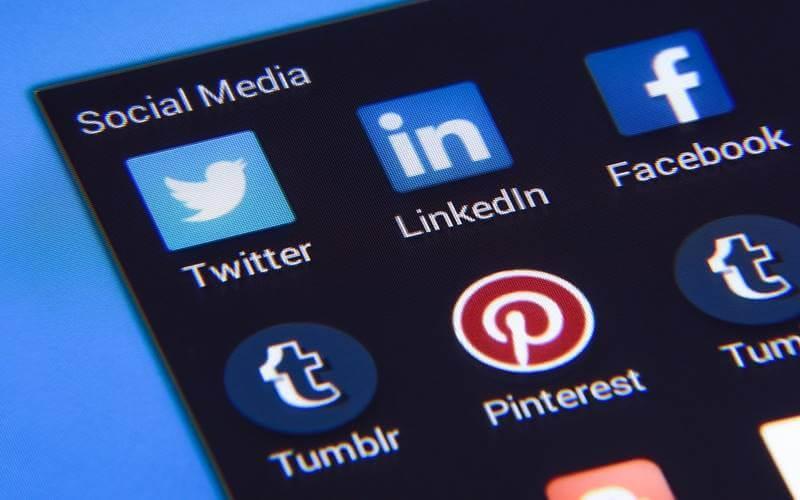 Ikonice društvenih mreža