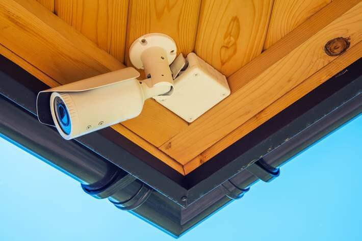 ip kamera ispod krova