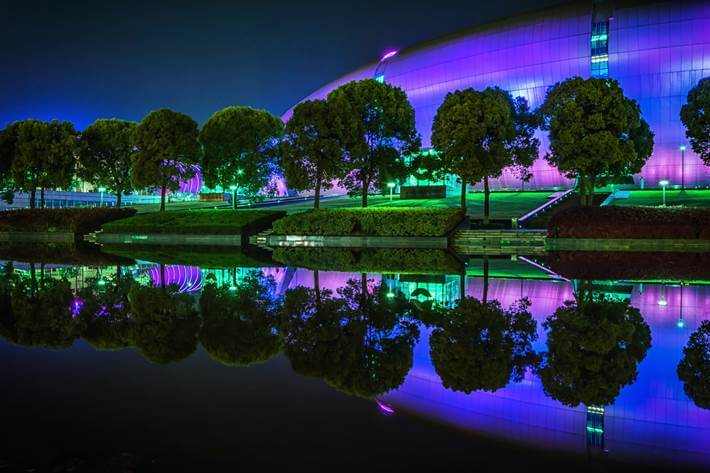 Fudbalski stadion u Pekingu