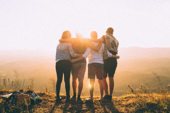 Tim na zajedničkom putovanju