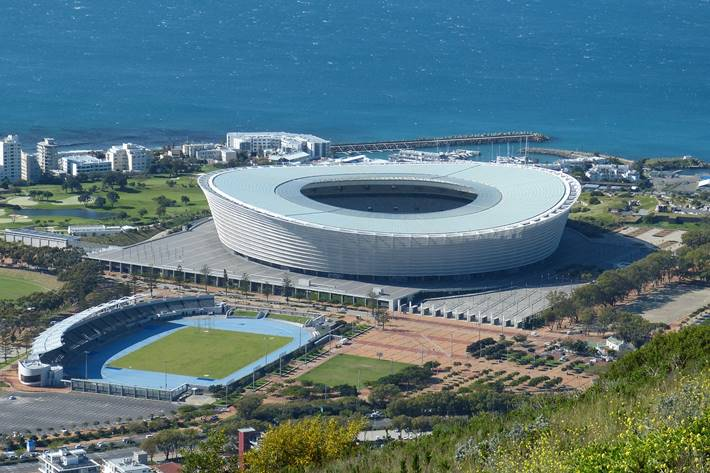 Fudbalski stadion u Južnoj Africi