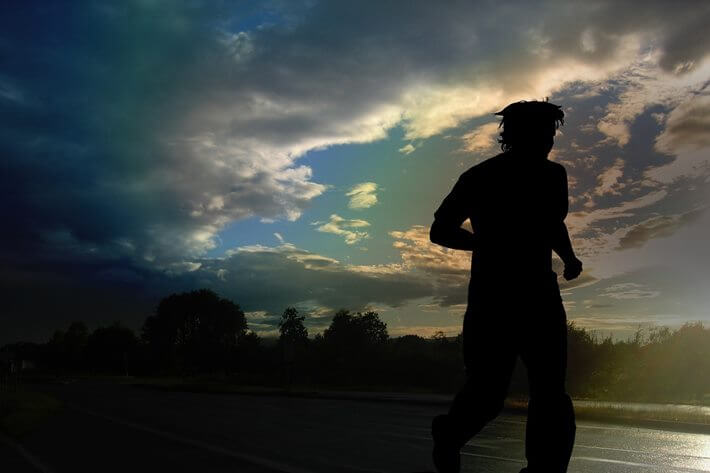 trcanje po mraku