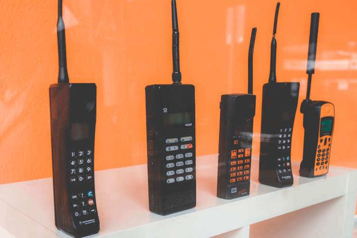 5 modela starih prenosnih fiksnih telefona