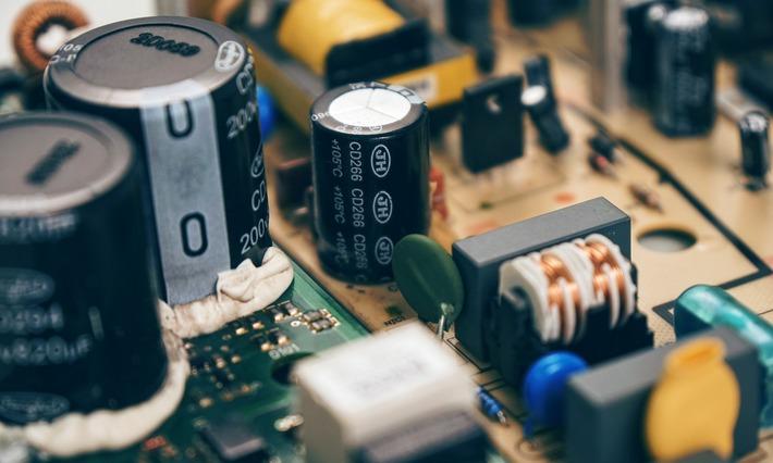 Vizual kondenzatora